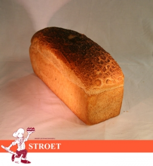 Tarwe bustijger brood